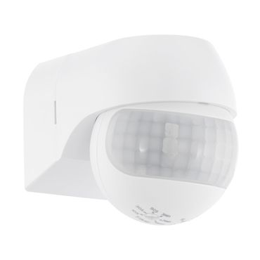 Outdoor DETECT ME 1 weiss L:5,5cm H:7cm T:8cm Sensor IP44