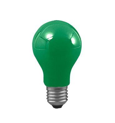 Glühlampe AGL 40 Watt E27 Grün 230 V 400.43