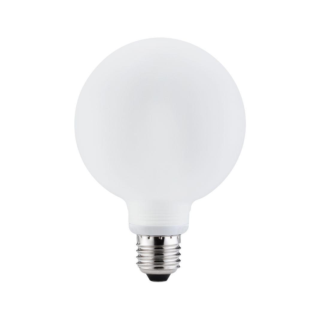 energiesparlampe globe 100 11 watt e27 satin warmwei 230 v. Black Bedroom Furniture Sets. Home Design Ideas