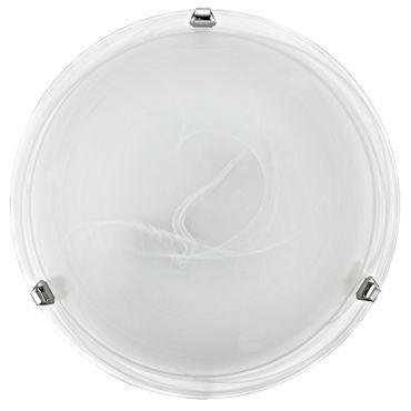 Eglo Wandleuchte/Deckenleuchte LED LED SALOME chrom, LED max. 12W