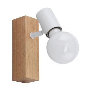 LED TOWNSHEND 3 braun, weiss  L:16,5cm B:5cm