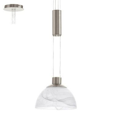 Eglo Modern LED MONTEFIO nickel-matt, LED max. 1X6W
