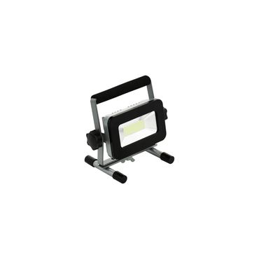 LED Outdoor PIERA 2 silber, schwarz transparent L:16,5cm B:10,5cm IP44