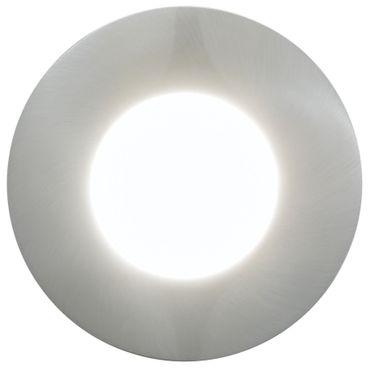 Eglo Aussen-Einbau LED MARGO edelstahl, GU10 max. 1X5W