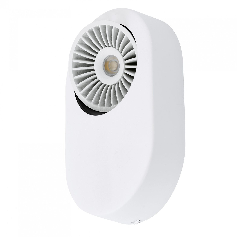 4X5,4W schwarz Eglo Spot LED MONTALE nickel-matt LED max