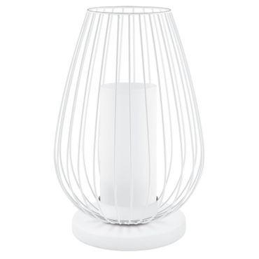 Eglo Modern LED VENCINO weiss, LED max. 1X6W