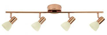 Eglo Spot LED GLOSSY 2 kupferfarben, LED max. 4X5W