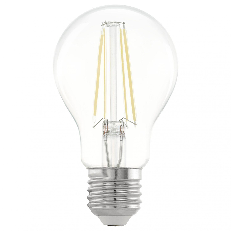 led lampe e27 filament birne a60 65w810lm 2700k 1 stk