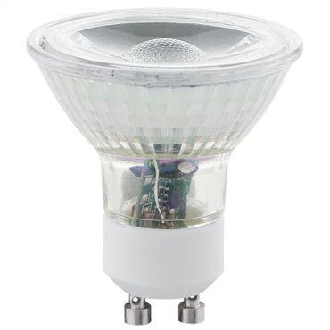 LED Lampe GU10 SPOT (38°) COB 3.3W/240lm 3000K 2erSET