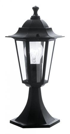 Eglo Aussenleuchte LATERNA 4 schwarz, E27 max. 1X60W