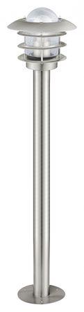 Eglo Aussenleuchte MOUNA edelstahl, E27 max. 1X60W