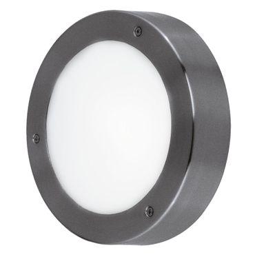 Eglo Aussen Wand-/Deckenleuchte LED VENTO 1 anthrazit, GX53 max. 1X3,7W