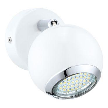 Eglo Spot LED BIMEDA weiss, chrom, GU10 max. 1X3W