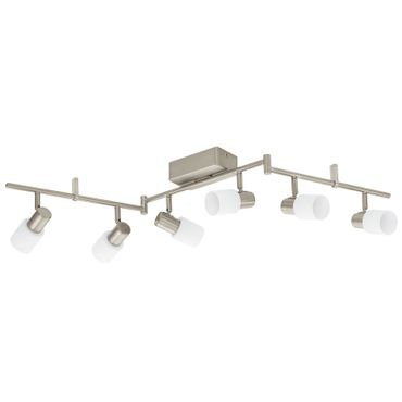 Eglo Spot LED TABERNO nickel-matt, LED max. 6X3,3W