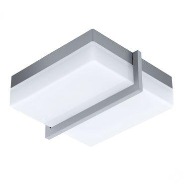 Aussenleuchte LED Wandleuchte/Deckenleuchte ANTHRAZIT/WEISS  SONELLA 1